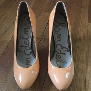 Sam Edelman - Gorgeous Peach color - Size 7.5